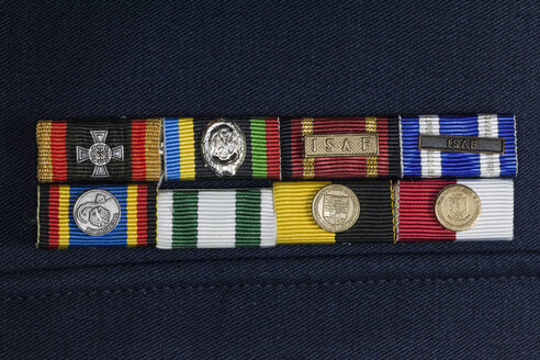 Germany, Laupheim, Various traditional German medals and ribbons - HA000060
