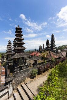 Indonesia, View of Pura Penataran Agung temple - AMF000094