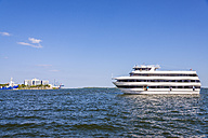 USA, Florida, Miami, View of Cruise liner - ABA000842