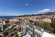 Portugal, Funchal, View of houses at Madeira - AMF000136