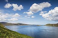 United Kingom, Scotland, View of Loch Hope near Inverhope - ELF000169
