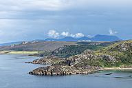 United Kingdom, Scotland, View of  Loch Broom - ELF000185