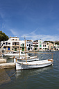 Spain, Majorca, The harbor of Porto Colom - AM000320