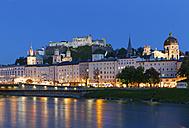 Austria, Salzburg, View of Cathedral - SIE003921