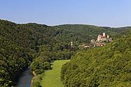 Austria, View of Hardegg Castle - GFF000015