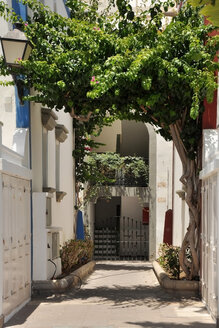 Spain, Alley of Puerto de Mogan - BST000087