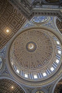 Italy, Rome, Vatican City, Interior of St Peters Basilica - HA000126