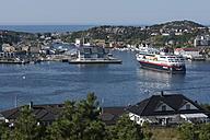 Norway, Kristiansund, View of More og Romsdal - HWO000030