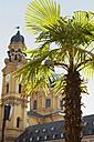 Germany, Bavaria, Munich, View of Theatine Church - ED000043