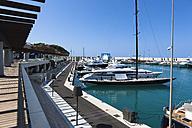 Spain, Mallorca, View of Port Adriano - AM000337