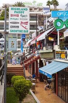 Spain, Tourist shops in Puerto de Santiago - AM000361