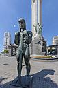 Spain, View of  Cenotaph Monumento de los Caidos - AM000364
