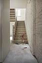 Socks fallen on staircase - FMKYF000318