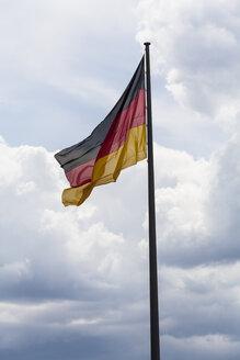 Germany, Berlin, View of German flag - HAF000135