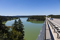 Germany, Bavaria, View of Bridge over Lech River - AMF000457