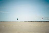 Denmark, Romo, Sand dunes at North Sea - MJ000255