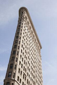 USA, New York, View of Flatiron Building - SK001433