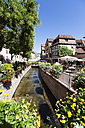 France, Colmar, View of Square Old Customs - AM000657