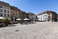 Germany, Baden Wuerttemberg, View of Cathedral Square - AM000646