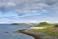 United Kingdom, Scotland, View of Coral beach near Dunvegan - EL000260