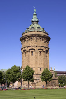 Germany, Mannheim, View of Water tower - ALE000047