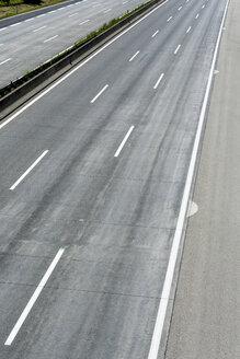Austria, Lower Austria, Salzburg, View of empty motorway - EJWF000222