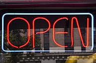 Neon sign open - SKF001504