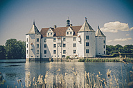 Germany, Schleswig Holstein, View of Glücksburg Castle - MJ000282