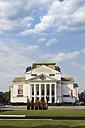 Germany, Norh Rhine Westphalia, Duisburg, View of theatre - CS019743
