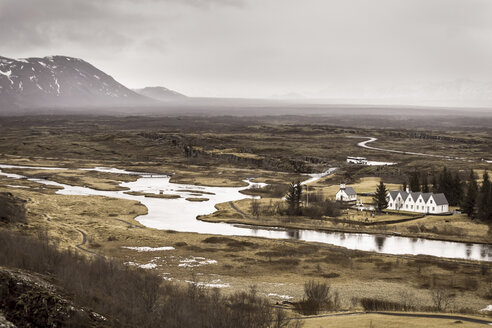 Iceland, Thingvellir National Park - STDF000020
