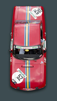 Germany, Hesse, Vintage car of Lancia 1300 HF Coupe - BSC000323