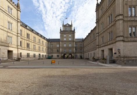 Germany, Bavaria, Coburg, View of Ehrenburg Palace - AM000750