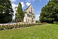 Germany, Bavaria, Coburg District, View of Schloss Rosenau - AM000818