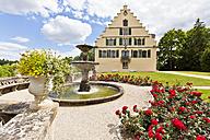 Germany, Bavaria, Coburg District, View of Schloss Rosenau - AM000820