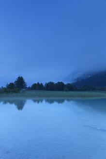 Austria, Tyrol, View of Achensee lake at dawn - GFF000206