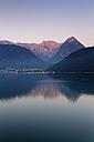 Austria, Tyrol, View of Pertisau at Achensee lake - GFF000191