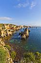 Portugal, Lagos, View of Ponta da Piedade - WDF001910