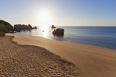 Portugal, Lagos, View of Dona Ana beach - WDF001882