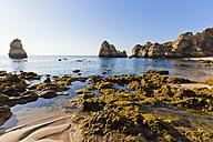 Portugal, Lagos, View of Camilo beach - WDF001879