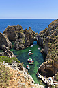 Portugal, Lagos, View of Ponta da Piedade - WD001771