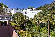 Portugal, View of Caldas de Monchique - WD001747