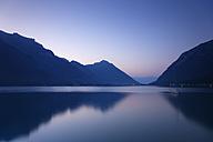 Austria, Tyrol, View of Achensee at dawn - GF000186