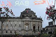 Germany, Berlin, Museum Island, Bode Museum - MIZ000359