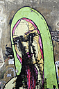 Germany, Berlin, Graffiti at wall - MIZ000372