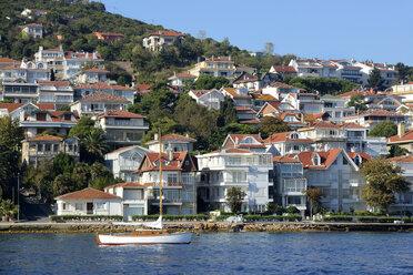 Turkey, Istanbul, View of Kinaliada island - LH000269