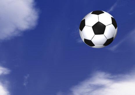 Football against blue sky - ALF000080