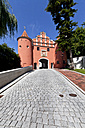Germany, Bavaria, View of Upper gate - AM000873