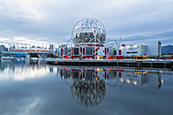 Canada, British Columbia, Vancouver, Telus Worl of Science at False Creek - FOF005158