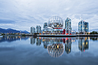 Canada, British Columbia, Vancouver, Telus Worl of Science at False Creek - FOF005209
