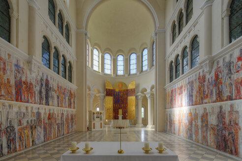 Austria, Carinthia, Interior of church - SIE004271
